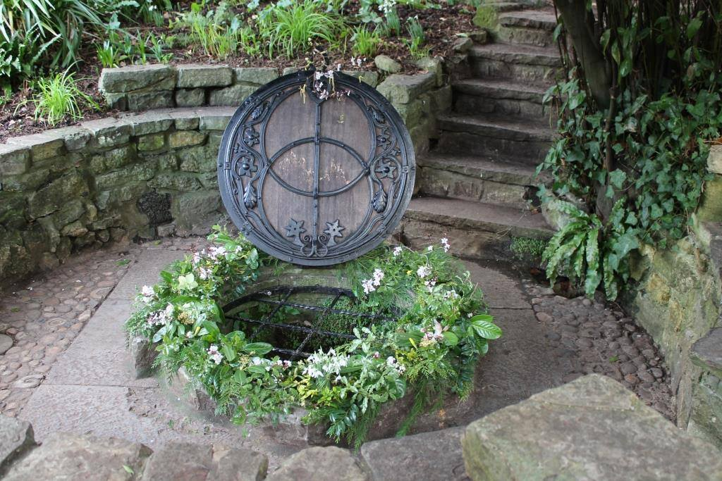 The Chalice Well